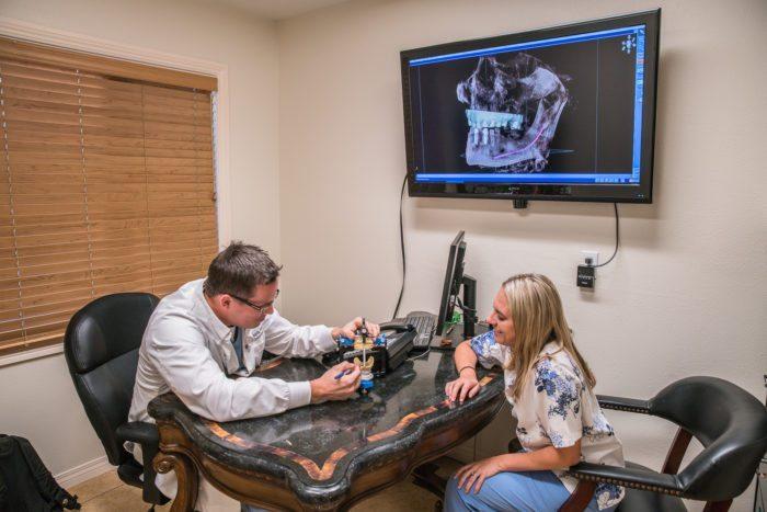 DR. GABRIEL OVERHOLTZER at skyline family dental