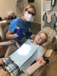 Happy Patient at Skyline Family Dentistry