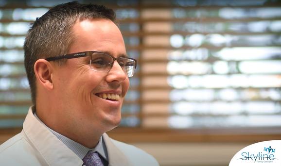 Dr Gabriel Overholtzer at Skyline Family Dentistry